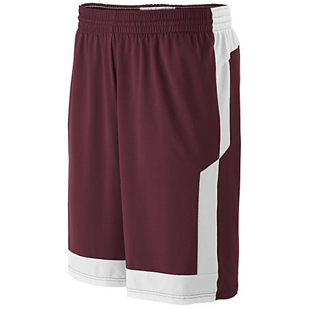 Image for Adult Switch Up Reversible Shorts from ASG