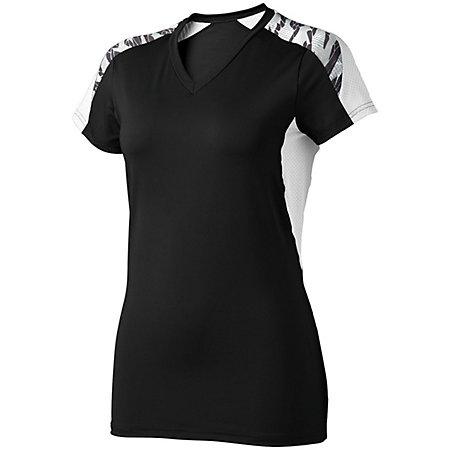 Ladies Atomic Short Sleeve Jersey