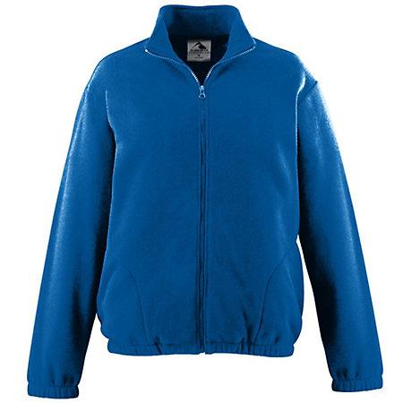 Youth Chill Fleece Full Zip Jacket