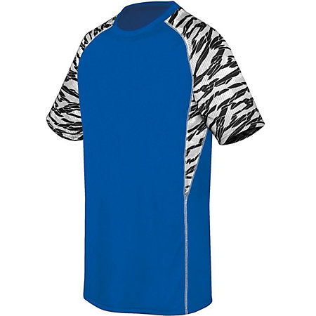 Image for Evolution Printed Short Sleeve Jersey from ASG