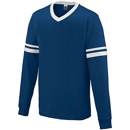 Youth Long Sleeve Stripe Jersey