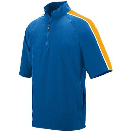 Quantum Short Sleeve Pullover