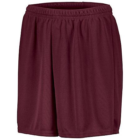 Wicking Mesh Soccer Shorts