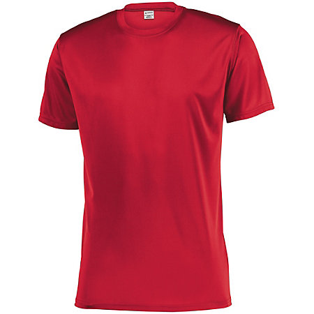 Youth Attain Set-In Sleeve Wicking Tee