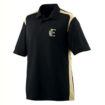 Wicking Textured Game Day Polo