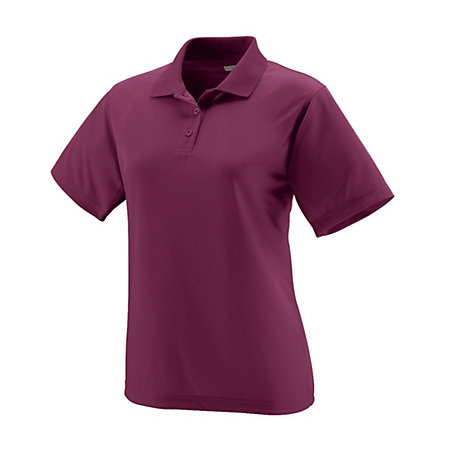 Ladies Wicking Mesh Polo