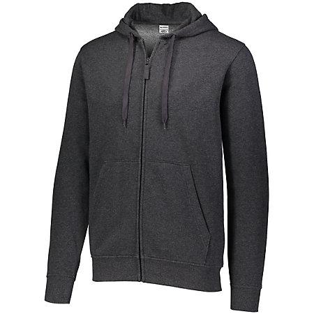 60/40 Fleece Full Zip Hoodie