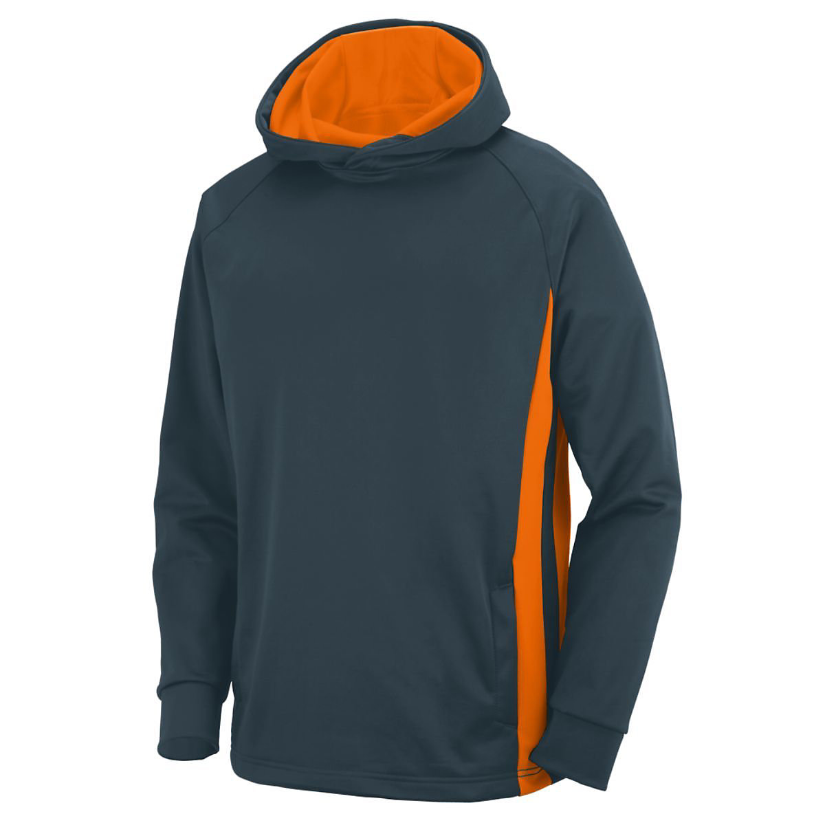 Augusta 5518-C Striped Striped 5518-C Up Hoody 128cc1
