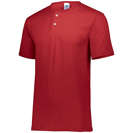 Two-Button Baseball Jersey
