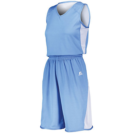 Ladies Undivided Single Ply Reversible Jersey