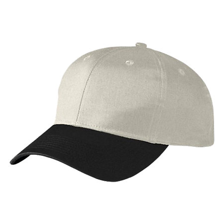 Six-Panel Cotton Twill Low-Profile Cap