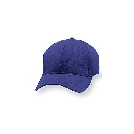 Youth Sport Flex Athletic Mesh Cap