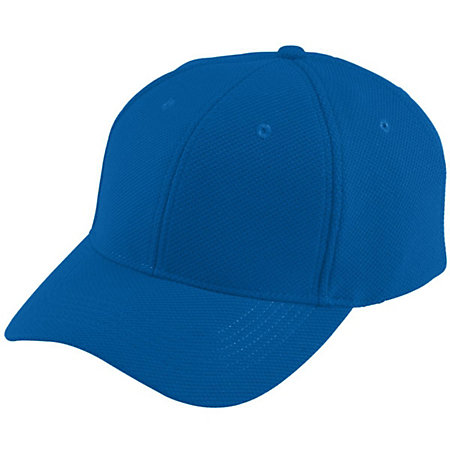 Youth Adjustable Wicking Mesh Cap