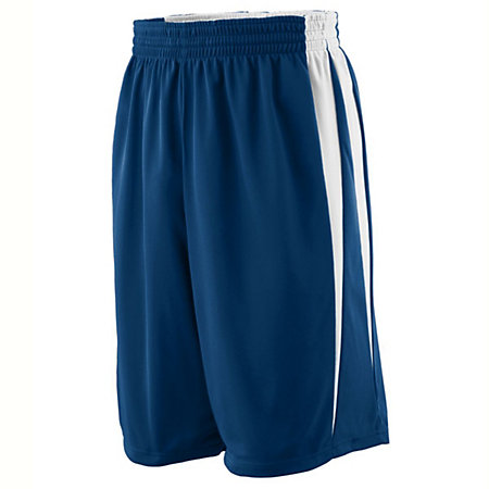 Youth Reversible Wicking Game Shorts