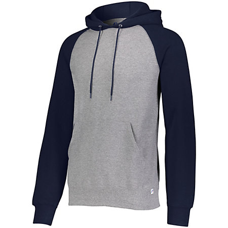 Dri-Power®  Fleece Colorblock Hoodie