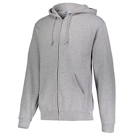 Dri-Power® Fleece Full-Zip Hoodie