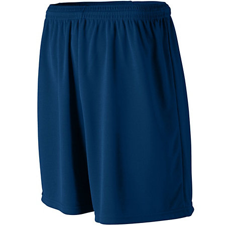 Youth Wicking Mesh Athletic Shorts