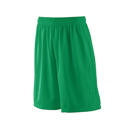 Youth Long Tricot Mesh Shorts/Tricot Lined