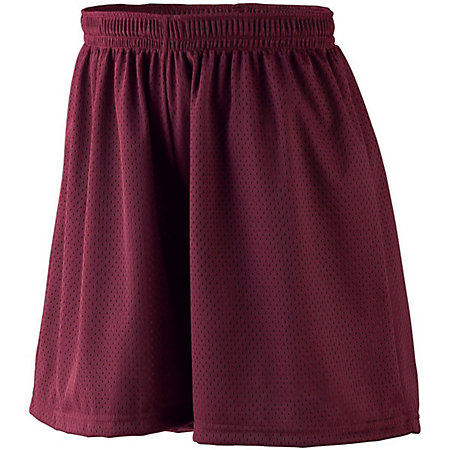 Girls Tricot Mesh Short