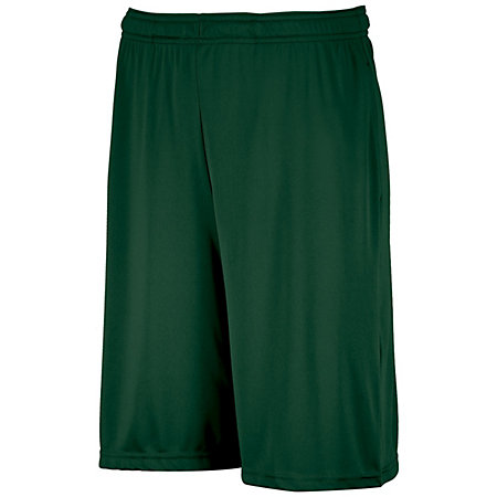 Youth Dri-Power® Essential Performance Shorts With Pockets
