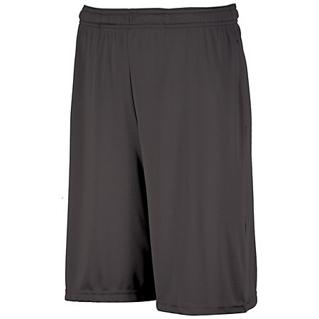 Youth Dri-Power Essential Performance Short With Pockets