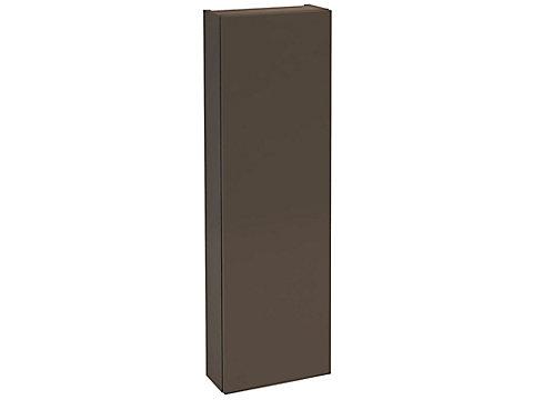 Demi-colonne 30 cm, charnière à gauche