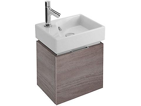 Meuble sous lave-mains 39 cm
