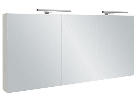Armoire de toilette 140 cm avec éclairage LED