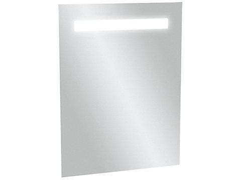 Miroir 50 cm, éclairage LED et anti-buée