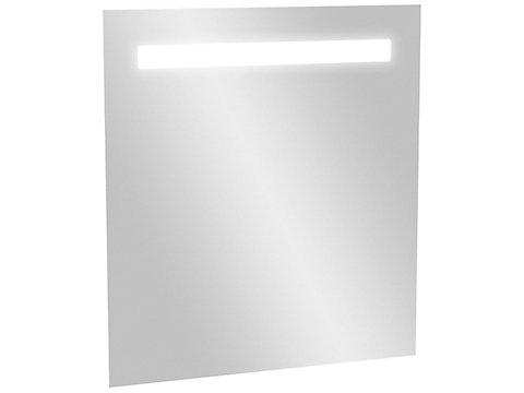 Miroir 60 cm avec éclairage LED  et anti-buée