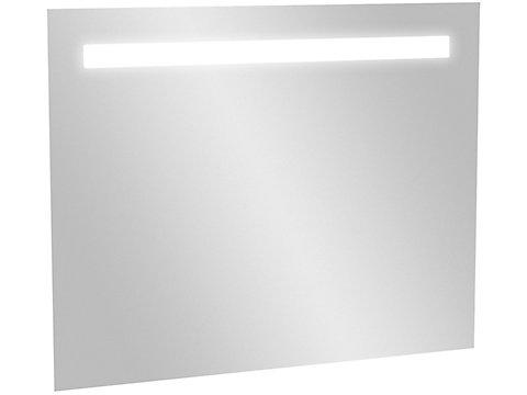 Miroir 80 cm avec éclairage LED et anti-buée