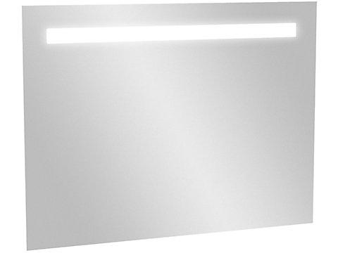 Miroir 90 cm, éclairage LED et anti-buée