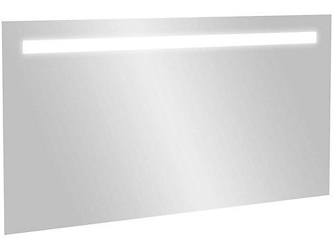 Miroir 110 cm, éclairage LED et anti-buée