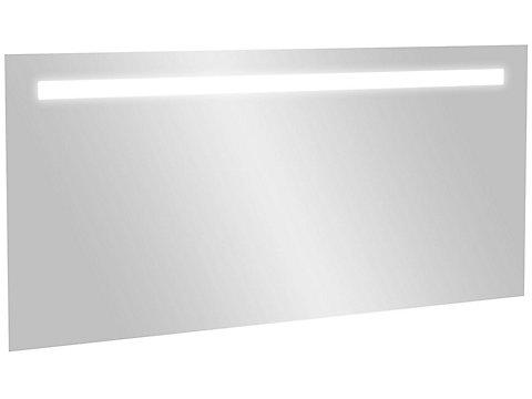 Miroir 140 cm, éclairage LED et anti-buée