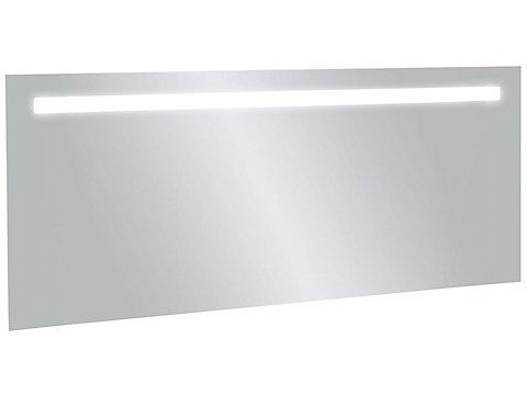 Miroir 160 cm avec éclairage LED et anti-buée