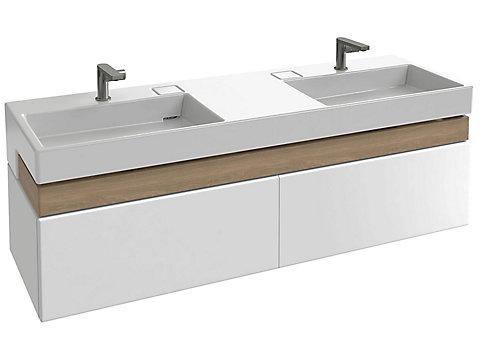 Meuble sous plan-vasque Premium 150 cm