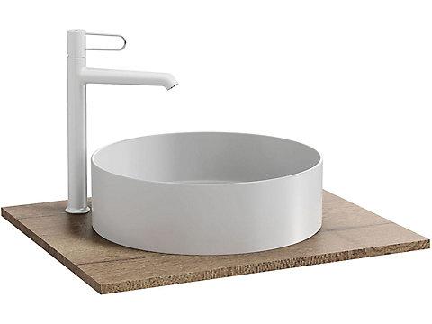 Plateau pour vasque à poser 60 cm