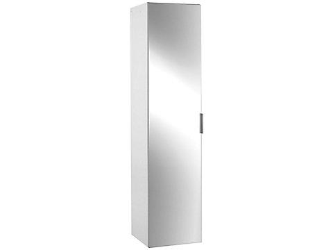 Colonne 35 cm avec porte miroir
