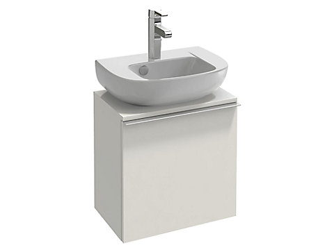 Meuble sous lave-mains 45,2 cm, droite