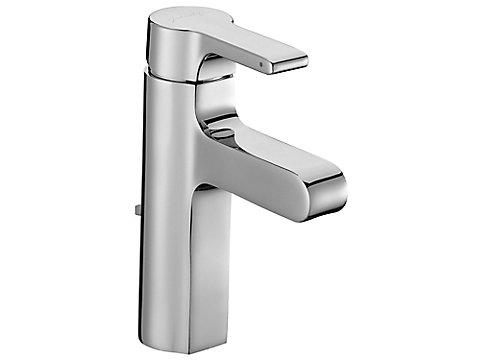 Mitigeur lavabo avec flexibles d'alimentation