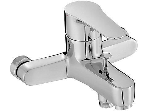Mitigeur bain-douche, sans raccords