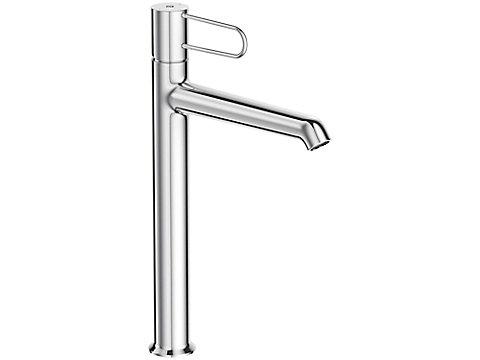 Mitigeur lavabo haut personnalisable, avec vidage