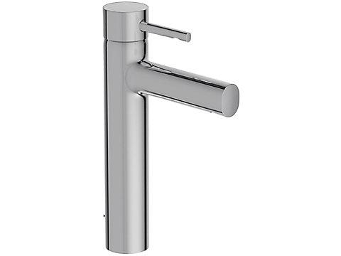 Mitigeur lavabo - modèle Haut - avec flexibles d'alimentation PEX