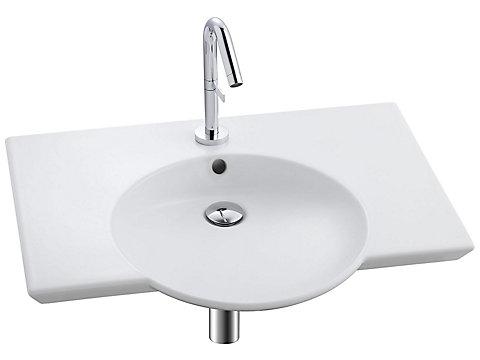 Plan-vasque 70 cm