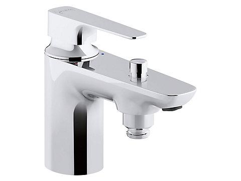 Mitigeur bain-douche monotrou