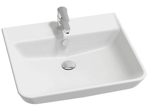 Lavabo PMR 60 cm non meulé