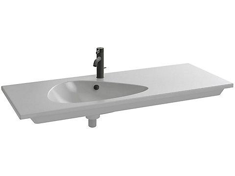 Plan-vasque 121 cm non meulé