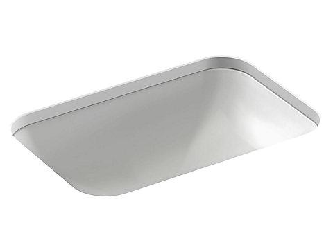 Vasque à encastrer par-dessous 56 cm