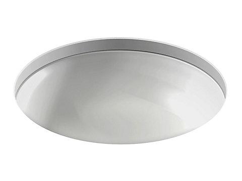Vasque à encastrer par-dessous Ø 43 cm