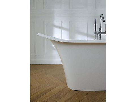 Mitigeur bain-douche avec alimentation par le sol